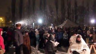 Видео крещенских купаний в Нижнем Новгороде(, 2016-01-19T10:34:32.000Z)