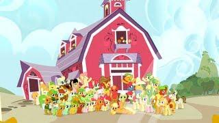 Video Raise This Barn Song - My Little Pony: Friendship is Magic - Season 3 download MP3, 3GP, MP4, WEBM, AVI, FLV September 2018