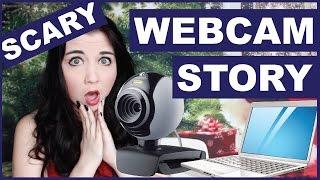 My SCARIEST Webcam Story