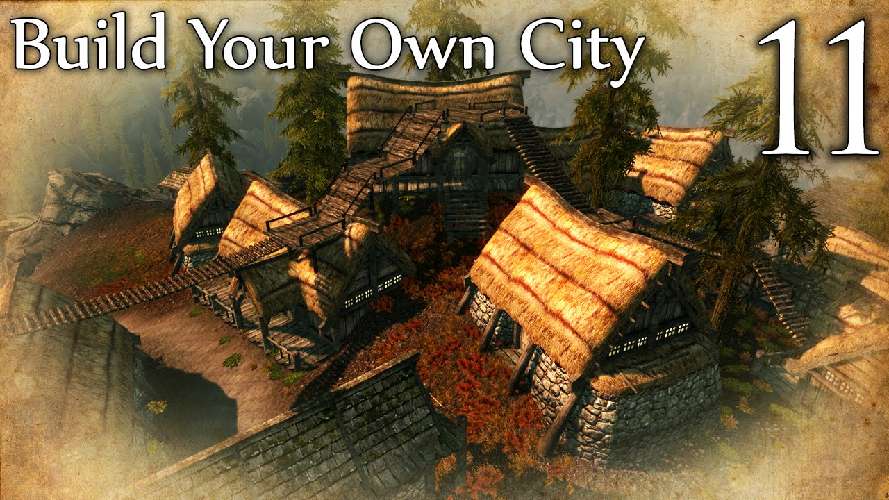 build your city
