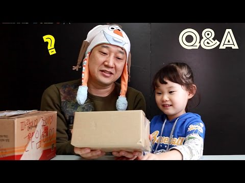 Lime Q&A Answering to questions ❤︎ Secret letters from fans and gift boxes#2 Lime & Toys Limetube