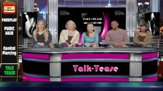 TALK-TEASE - Excerpts from Episode 3 (Topic: GENITAL PIERCING)