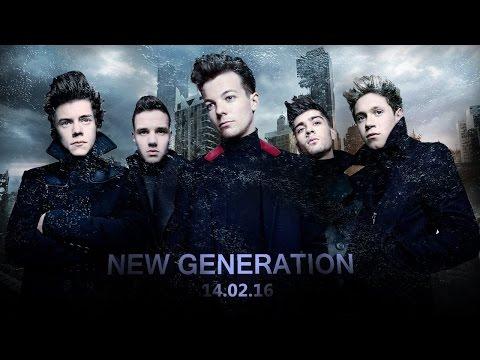 New Generation | One Direction | Wattpad Trailer