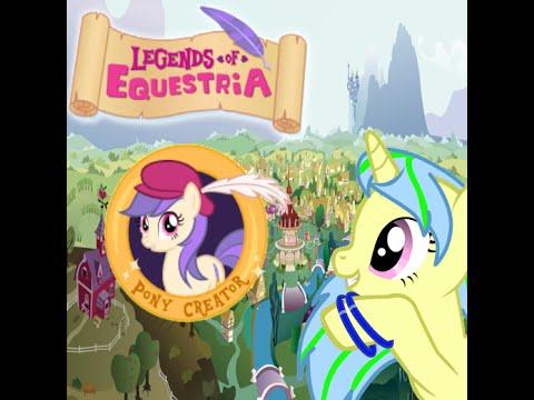 Скачать игру legends of equestria русский сервер торрент, онлайн.
