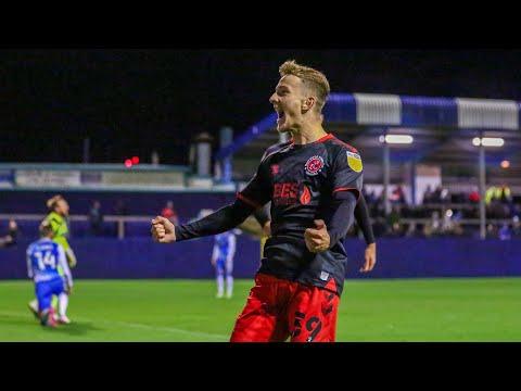 Barrow Fleetwood Town Goals And Highlights