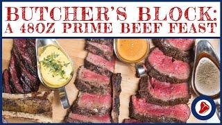 Butcher's Block: A 48oz Prime Beef Feast