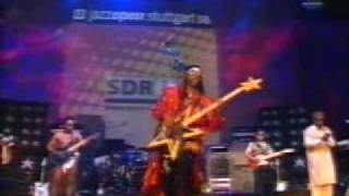Bootsy Collins - Bass Solo
