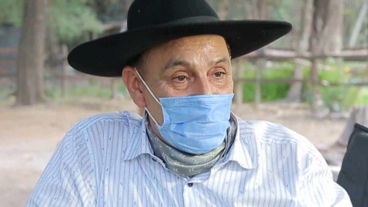 """Tras 11 días internado, el Chaqueño Palavecino llamó a """"tomarse en serio la pandemia"""""""
