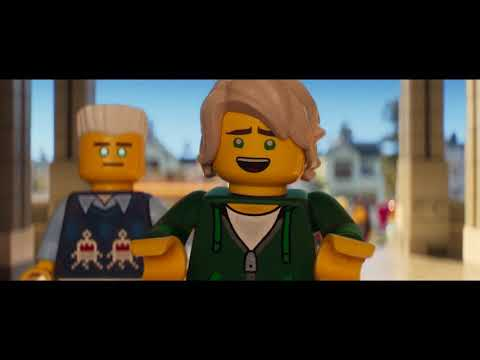 The LEGO Ninjago Movie Clip || Boo Lloyd || SocialNews.XYZ