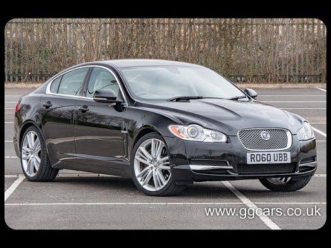 2010 jaguar xf premium review doovi. Black Bedroom Furniture Sets. Home Design Ideas