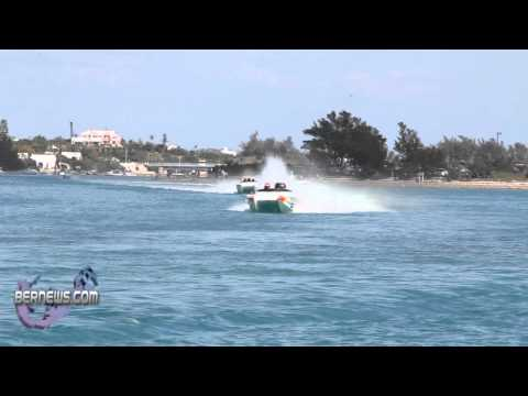 Power Boat Race video 5