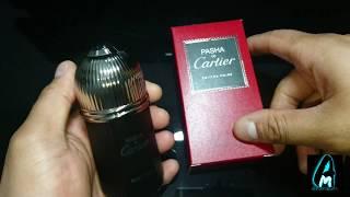 Cartier Pasha De Cartier Edition Noire Mens Fragrance (Review)