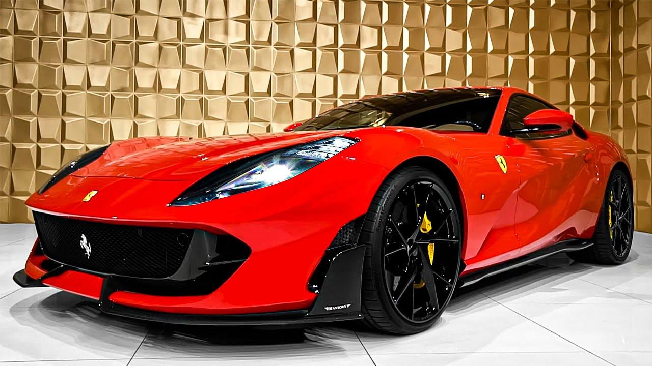 2020 Mansory Ferrari 812 Superfast Interior And Exterior Details Youtube