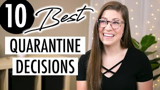 10 BEST Decisions I Made With Online Teaching
