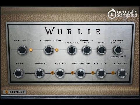 AcousticSampleS Wurlie Review