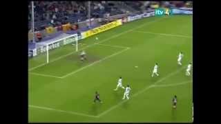 Samuel Eto'O super goal and mega curve