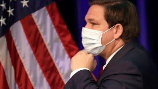WATCH LIVE: Florida governor speaks as U.S. coronavirus cases surpass 2.5 million