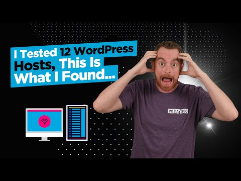 The Fastest WordPress Hosting [Incredible Case Study]