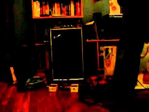 60's Japanese Vintage Kingston Amp Demo