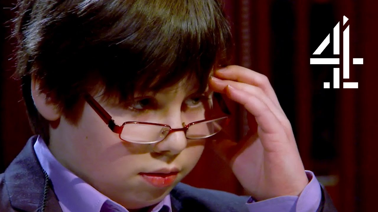 Self-Driven 12 Year Old Is A Maths Genius | Child Genius - YouTube