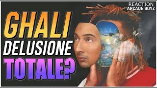 GHALI CI HA DELUSO? DNA Reaction ( Disco Completo ) | Arcade Boyz