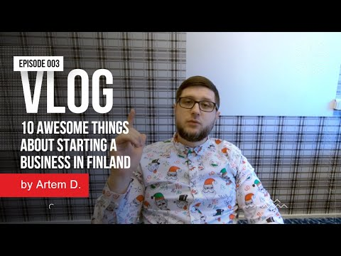 10 Awesome things about starting a business in Finland