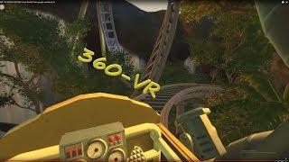 360---VR VIDEOS 269 SBS Virtual Reality Video google cardboard 2к