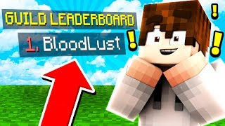 WE ARE THE #1 GUILD ON MINECRAFT! (NEW Hypixel Guild Update)