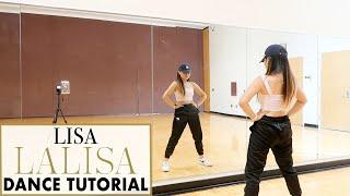 Lisa Lalisa Lisa Rhee Dance Tutorial