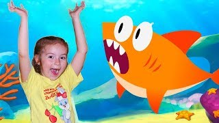 Baby Shark Song - kids song sing and dance