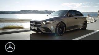 Die neue Mercedes-Benz A-Klasse 2018: Weltpremiere | Trailer