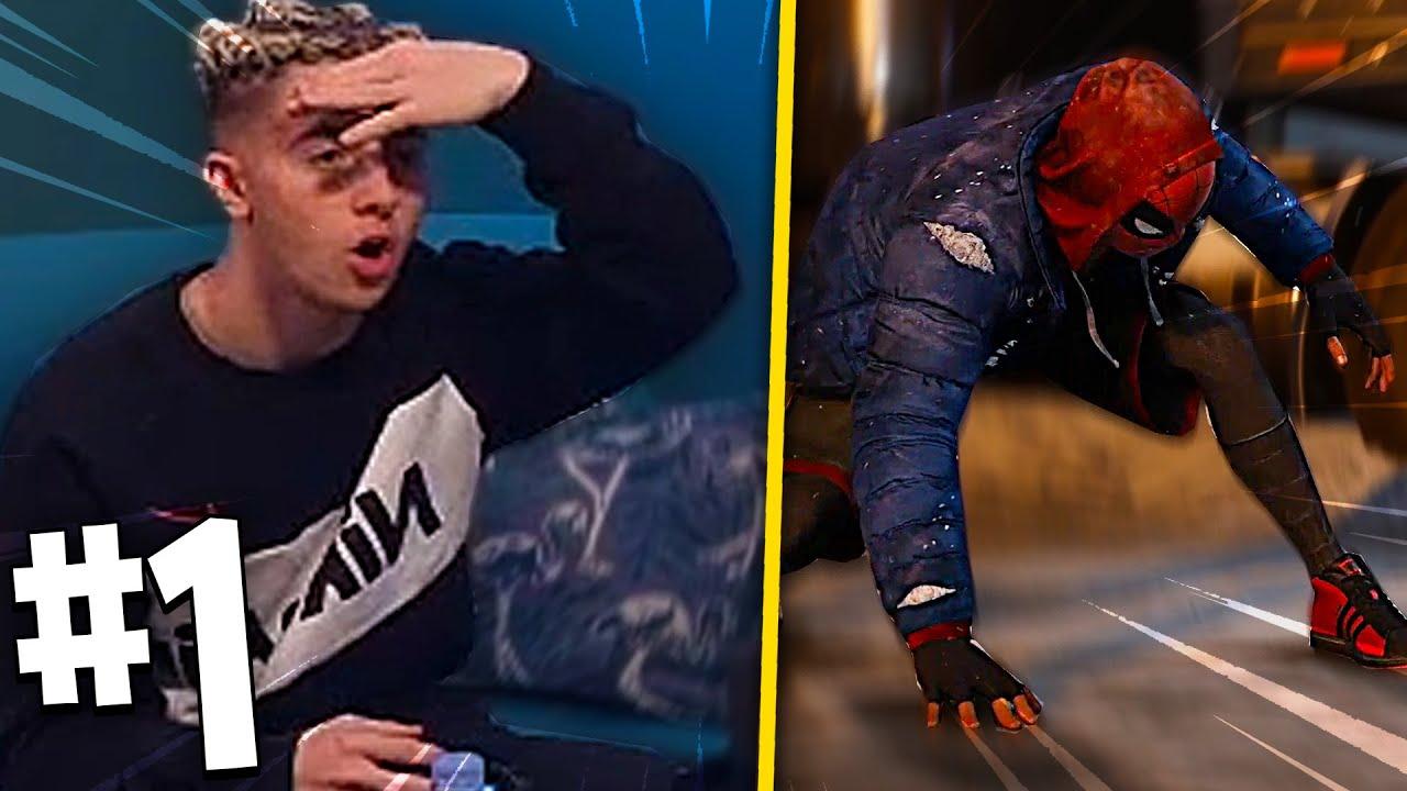 Download JE SUIS SPIDERMAN MAIS JE GÈRE PAS TROP ! 😅 (Let's Play Spiderman #1)