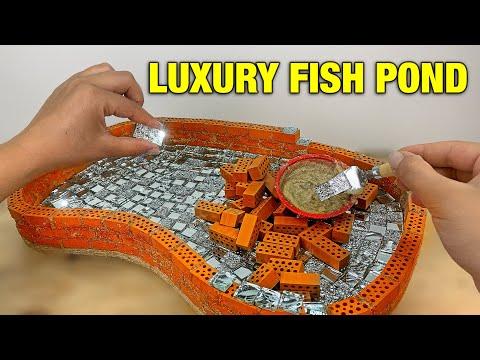 Bricklaying DIAMOND POOL