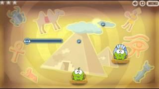 Детская Игра Мультфильм - Приключения Ам Няма - Om Nom  - Отрежьте веревку: Путешествие во времени
