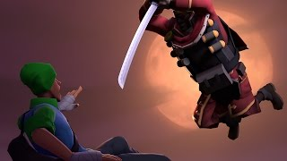 The Ultimate TF2 Samurai!