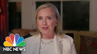 Watch Hillary Clinton's Full Speech At The 2020 DNC   NBC News