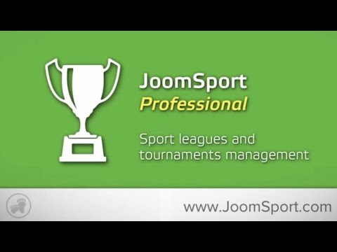 JoomSport features overview