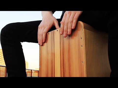 how to build a cajon youtube