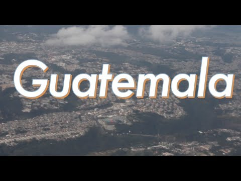 A quick day in Guatemala - Travel Vlog
