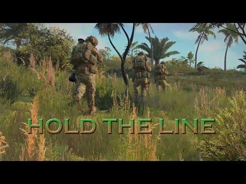 """[Arma 3 - 4th Infantry Brigade] """"Hold the line!"""" [S1E1]"""