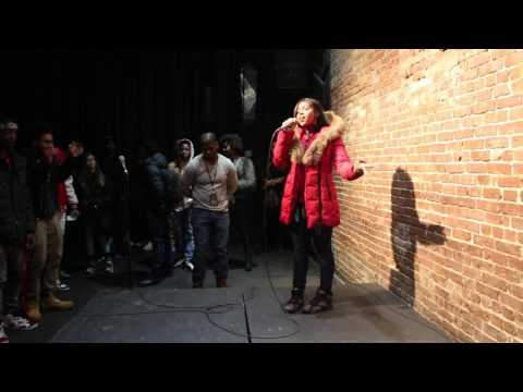 Kariana Mendez Performance @ HipHop Seazon
