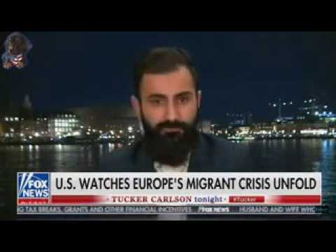 Swedish MP (Born in Iran) Calls to Limit  Immigration, Called Nazi thumbnail