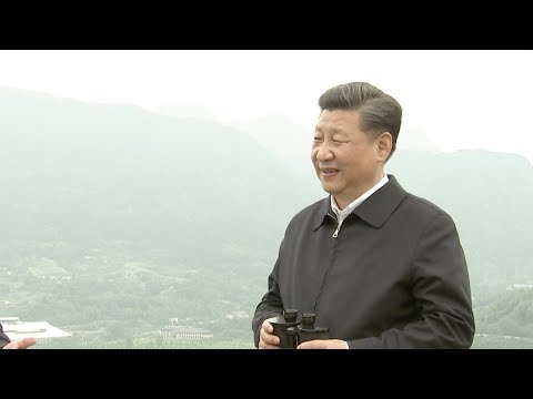 Xi Jinping: Self reliance, unity, key in realizing the Chinese dream