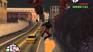 Final Vent Ryuki mod GTA SA + link download (Kamen Rider Ryuki / Dragon Knight)