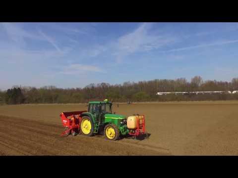 Kartoffeln legen 2017 / John Deere & Deutz-Fahr (Phantom,GoPro)