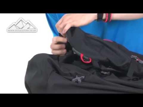 Berghaus Motive 60 Plus 10 Rucksack Rucsack BIOFIT Black One Size 60L+10L New