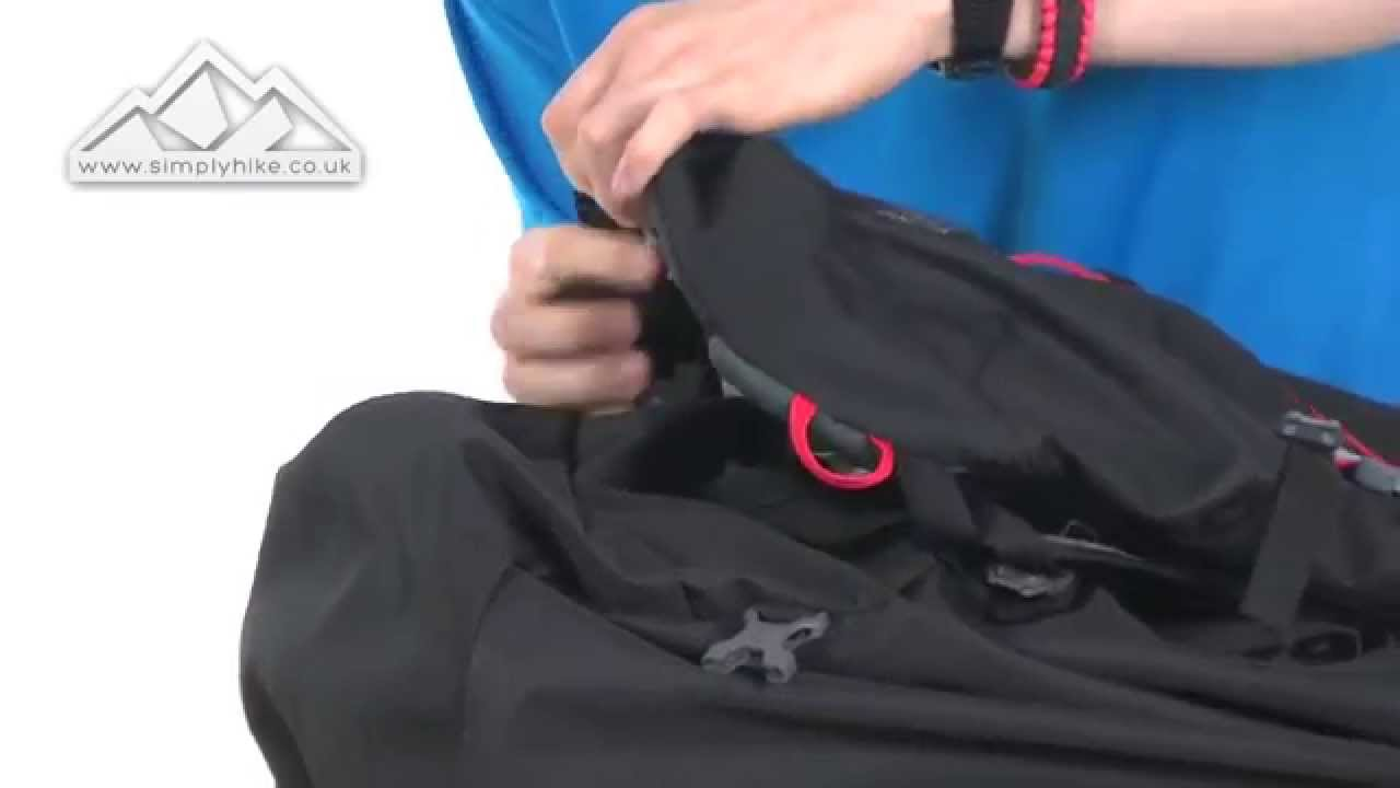 6ea456709949 Berghaus Motive 65 Plus 15 Rucksack - www.simplyhike.co.uk - YouTube