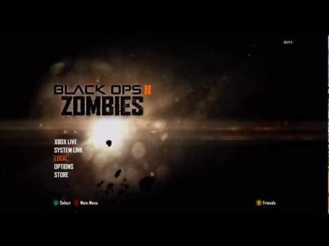 Call of duty: Black Ops 2. Zombies Tranzit. Mi primera partida!!