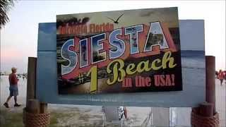 Tour of Siesta Key, Florida!