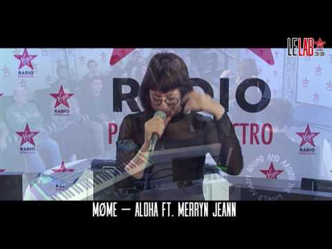 Mome dans Le Lab Virgin Radio - Aloha